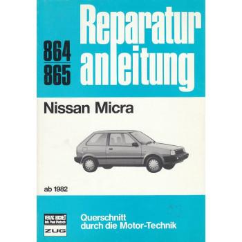 Nissan Micra (ab 1982) - Reparaturanleitung