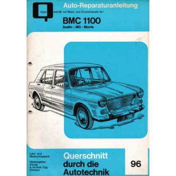 BMC 1100 Austin / MG / Morris (63-74) - Reparaturanleitung Bucheli