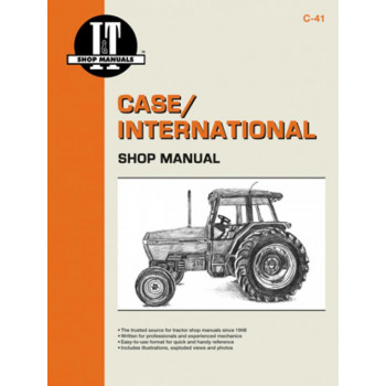 Case Maximum 5120 / 5130 / 5140 - Repair Manual Clymer