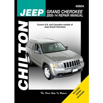 Jeep Grand Cherokee (05-09) Repair Manual Chilton