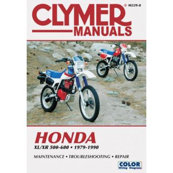 Honda XL/XR 500-650 Singles (79-90) Repair Manual