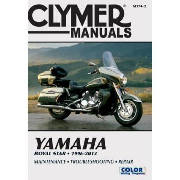 Yamaha Royal Star (96-10) - Reparaturanleitung
