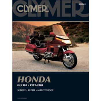 Honda GL 1500 Gold Wing (93-00) Clymer Repair Manual