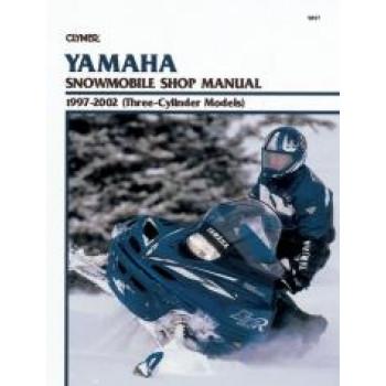Yamaha Snowmobile (97-02) - Shop Manual