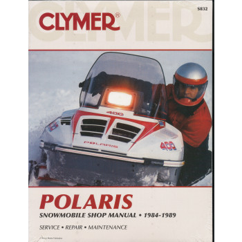 Polaris Snowmobil (84-89) - Shop Manual