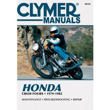 Honda CB 650 Fours (79-82) Clymer Repair Manual