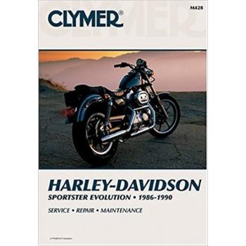 Harley Davidson Sportster Evolution (86-90) Clymer Repair Manual