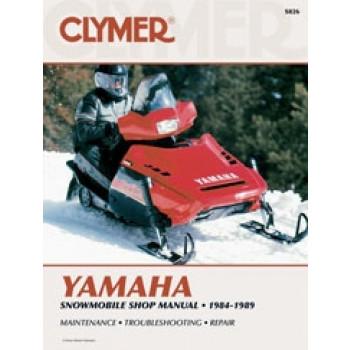 Yamaha Snowmobile (84-89) - Shop Manual