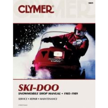 Ski-Doo Snowmobile (85-89) - Shop Manual