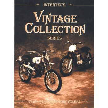 Zweitakter Oldtimer Collection (60-75) Clymer Repair Manual
