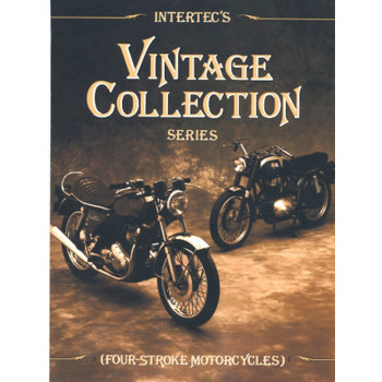 Viertakter Oldtimer Collection (60-75) Clymer Repair Manual