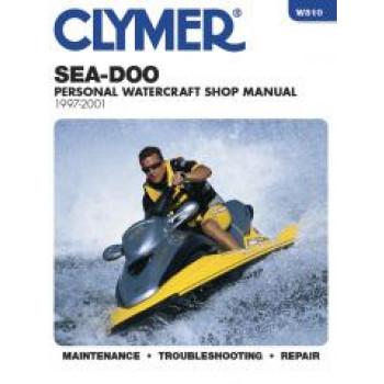 Sea-Doo Jet Ski & Water Vehicles (97-01) - Werkstatthandbuch