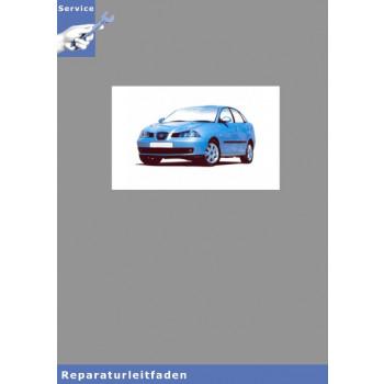 Seat Cordoba Typ 6L (02-08) 5-Gang Schaltgetriebe 02R - Reparaturleitfaden