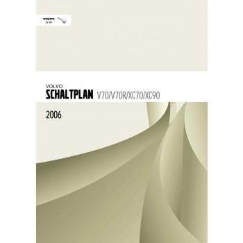 Volvo V70 (2006) Werkstatthandbuch Schaltpläne