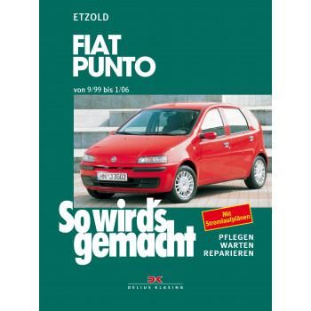 Fiat Punto (9/99 - 1/06) - Reparaturanleitung