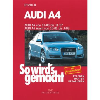 Audi A4 / Avant / Cabrio (00-07) - Reparaturanleitung So wird`s gemacht