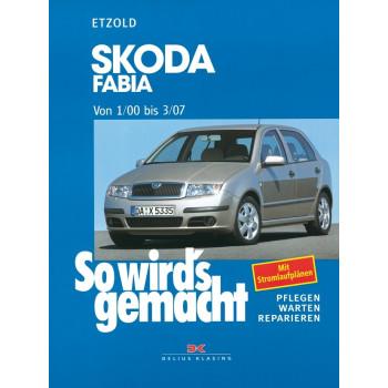 Skoda Fabia I (00-07) - Reparaturanleitung So wird`s gemacht
