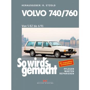 Volvo 740 / 760 (5/82 - 6/91)  - So wirds gemacht