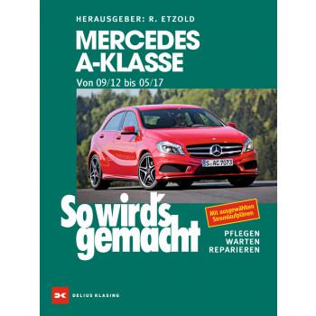 Mercedes A-Klasse W167 (12-17) Reparaturanleitung So wird`s gemacht