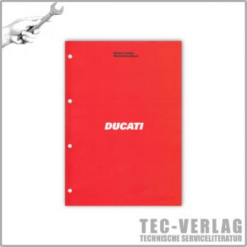 Ducati Monster 900 (1999) - Werkstatthandbuch / Manuel d'ateliere
