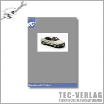 BMW 5er E34 (87-96) Fahrwerk und Bremsen - Werkstatthandbuch