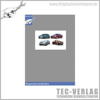 BMW 1er (06-11) N47-Motor und Motorelektrik - Werkstatthandbuch