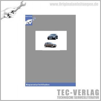 BMW MINI R60 (10-16) Karosserie und Karosserieinstandsetzung - Werkstatthandbuch