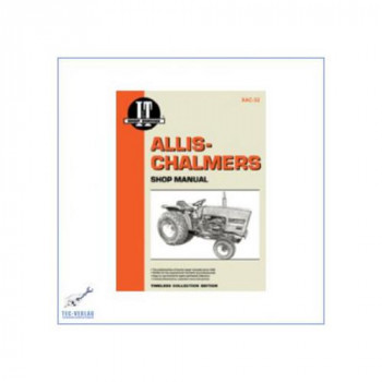 Allis-Chalmers 5020 / 5030 - Repair Manual Clymer ( Reparaturanleitung )