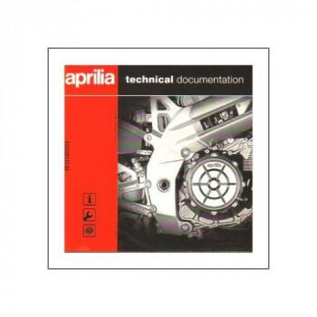 Aprilia Quasar 50 - 100 (03>) - Werkstatthandbuch CD