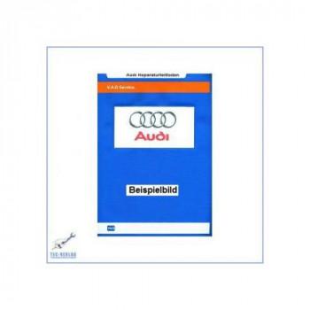 Audi 100 C4 (91-94) Reparaturleitfaden Motor Mechanik 2,4 Diesel 5 Zyl. 60 kW AAS
