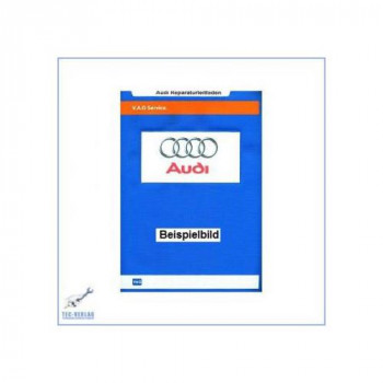 Audi 100 / A6 - Typ C4 / 4A (90-97) Eigendiagnose Automatisches Getriebe 097 - Reparaturleitfaden