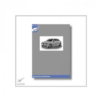 Audi A1 8X (11>) 5 Gang-Schaltgetriebe 02T - Reparaturleitfaden