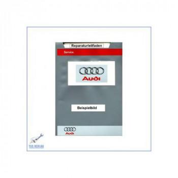 Audi A4 1,6 74 kW - Typ B5 / 8D - Lim. (94-00) Avant (96-01) - Simos Einspritzanlage und Zündanlage (4-Zylinder) - Reparaturleitfaden