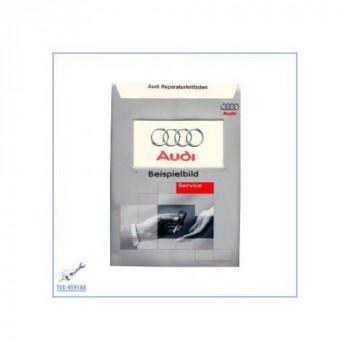Audi A4 B5 (94-01) Reparaturleitfaden Motronic Einspritz- u. Zündanlage 2,4 Liter 120 kW