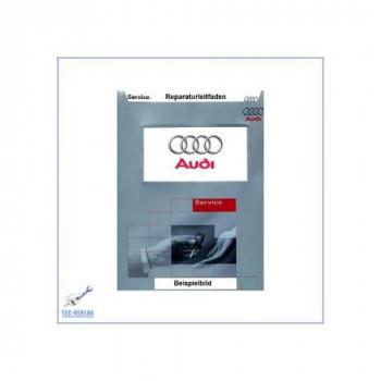 Audi Cabriolet 2,8 - 128 kW - Typ 89 / 8G (91-00) - MPI Einspritz- und Zündanlage (6-Zylinder) ab 07.94> - Reparaturleitfaden
