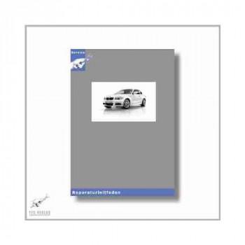 BMW 1er E82 (07>) Heizung und Klimaanlage - Werkstatthandbuch