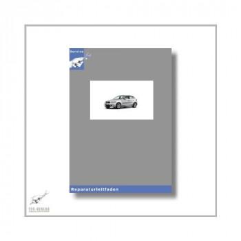 BMW 1er E87 (03-11) Fahrwerk und Bremsen - Werkstatthandbuch