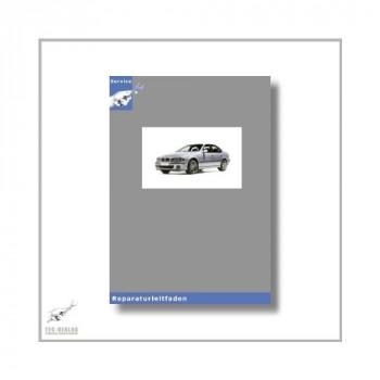 BMW 5er E39 (95-03) M62-Motor und Motorelektrik - Werkstatthandbuch