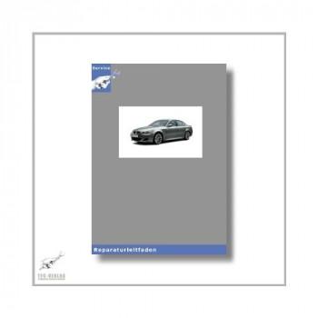 BMW 5er E60 (03-10) Handschaltgetriebe - Werkstatthandbuch