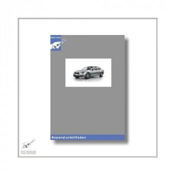 BMW 5er F10 (2010 ->) Heizung und Klimaanlage - Werkstatthandbuch