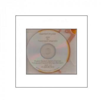 Chrysler Jeep Cherokee / Wrangler (>2000) - Getriebe Systemdiagnose CD