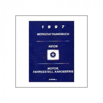 Chrysler Neon (97) - Werkstatthandbuch Motor, Fahrgestell, Karosserie