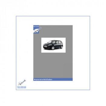 Dacia Sandero 5-Gang Schaltgetriebe JH3 - Reparaturleitfaden