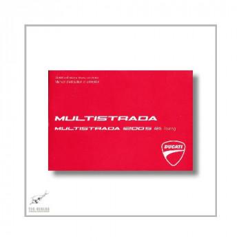 Ducati Multistrada 1200 S ABS Touring (03>) Libretto di uso e manutenzione