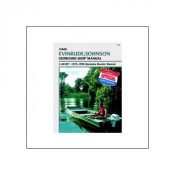 Evinrude/Johnson 2-40 PS Außenbordmotoren (73-90) - Werkstatthandbuch