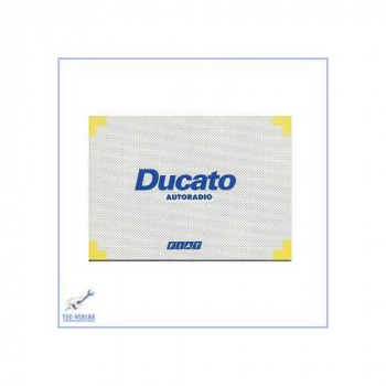 Fiat Ducato (01-02) - Autoradio - Bedienungsanleitung