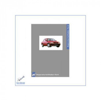 Ford Escort / Orion (90-01) iB5 Schaltgetriebe - Werkstatthandbuch