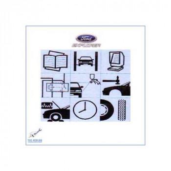 Ford Explorer (1990-1995) 4,0l V6 Motor - Werkstatthandbuch