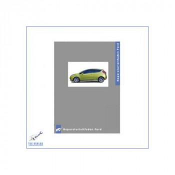 Ford Fiesta (>08) Karosserie Band 1 - Werkstatthandbuch