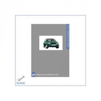 Ford Fiesta (95-02) Automatikgetriebe CTX - Werkstatthandbuch